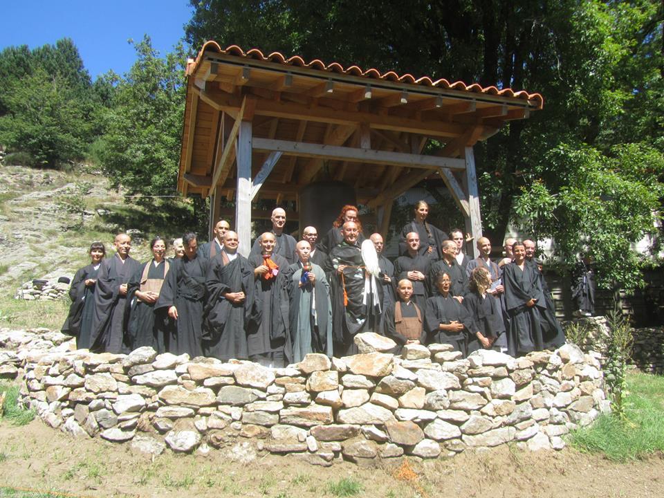 Zen Deshimaru - Kosen sangha Europa