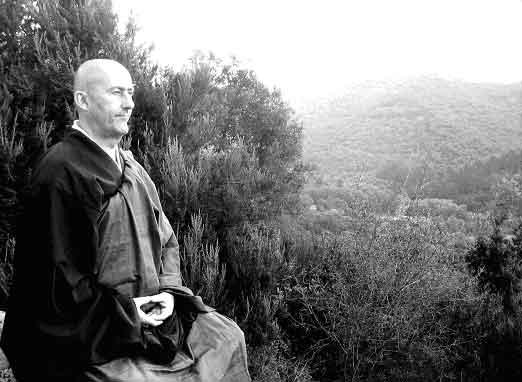Meester Kosen Thibaut - Mei ran Zen Dojo Amsterdam