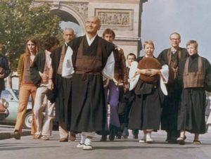 Taisen Deshimaru - Mei Ran Zen Dojo Amsterdam