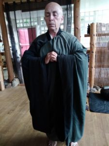 Alga Ko Den del Mar - Mei Ran Zen Dojo Amsterdam